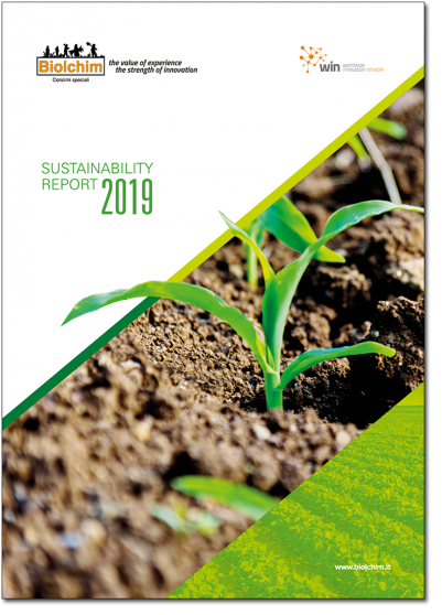 2019 BIOLCHIM GROUP'S SUSTAINABILITY REPORT