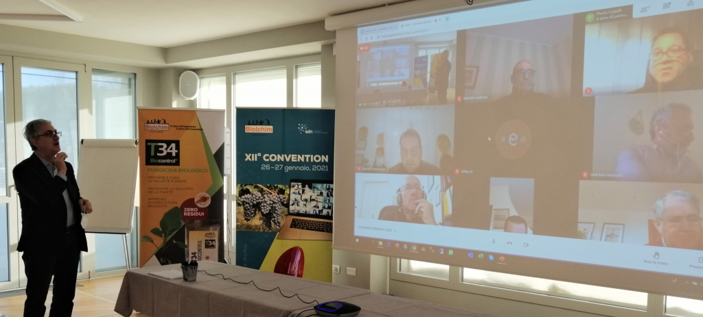 Biolchim goes digital: la XIIa convention