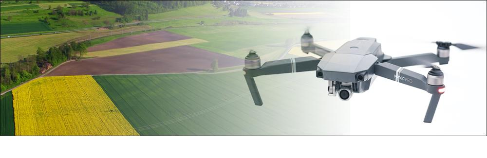 I droni in agricoltura. Una realtà ormai consolidata